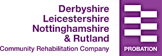 Derbyshire, Leicestershire, Nottinghamshire & Rutland Community Rehabilitation Company Logo