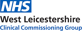 NHS West Leicestershire Clinical Commissioning Group Logo