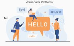 Vernacular Platform