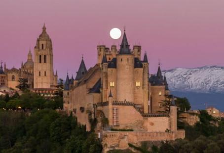Viaja a Segovia