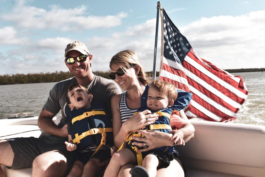Family Photo Outtakes!