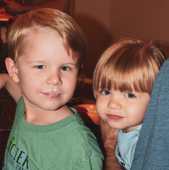 Caden + Emma