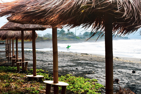 Bali Beach Life