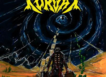 Korvak - Korvak - Álbum, 2019