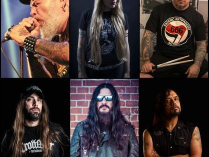 Revolta, músicos da cena Metal brasileira se unem para protestar