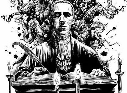 O estranho mundo de H.P. Lovecraft