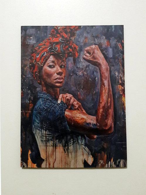 A Força da Mulher Negra