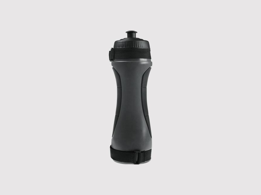 Black Water Bottle