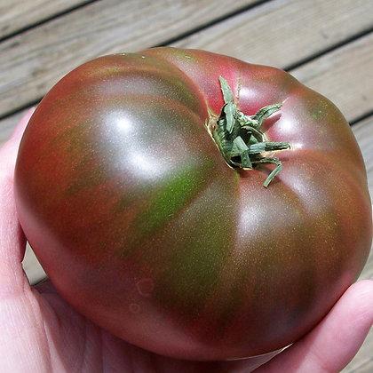 Tomate 'Noire de Crimée' (Lycopersicon esculentum)