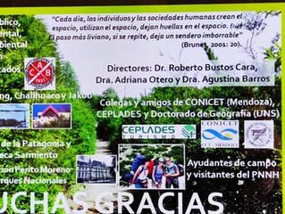 Tesis de Doctorado: Mg Hernando Ana ( Conicet-Cepaldes)