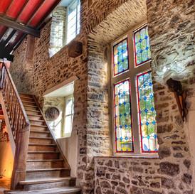 Chateau de La Salle Centre Manche Montpi
