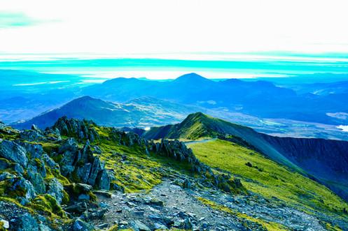 Snowdon south ridge