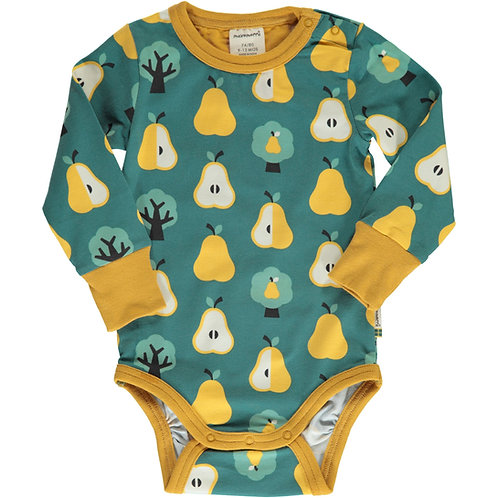 MAXOMORRA Body LS Golden Pear