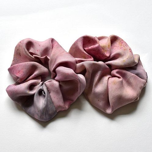 Silk Twill Scrunchie
