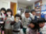 幼稚園親子クラス写真