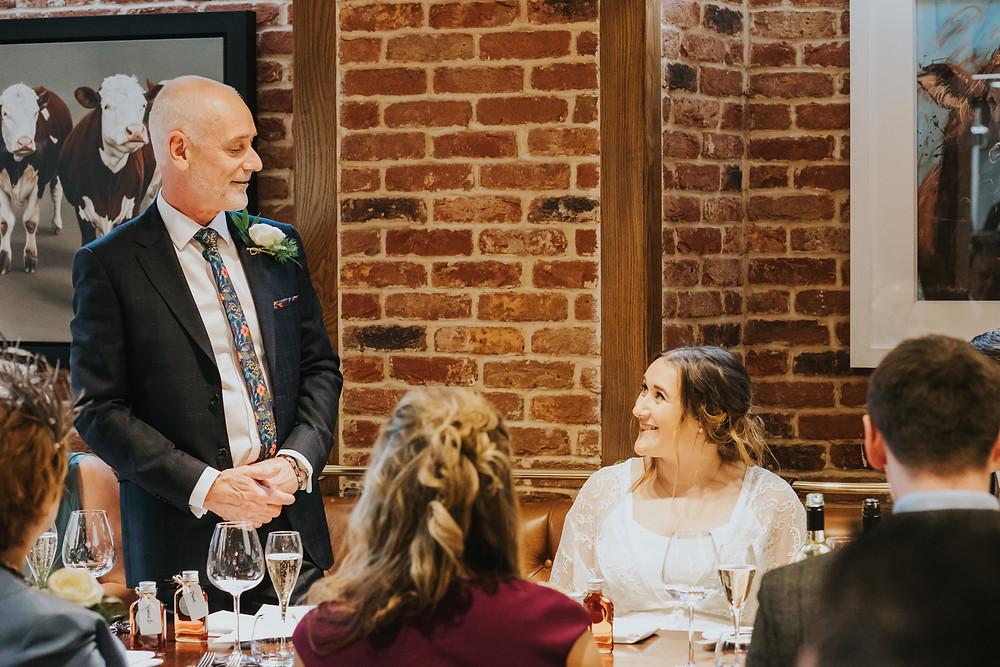 wedding speeches, Leeds wedding photography