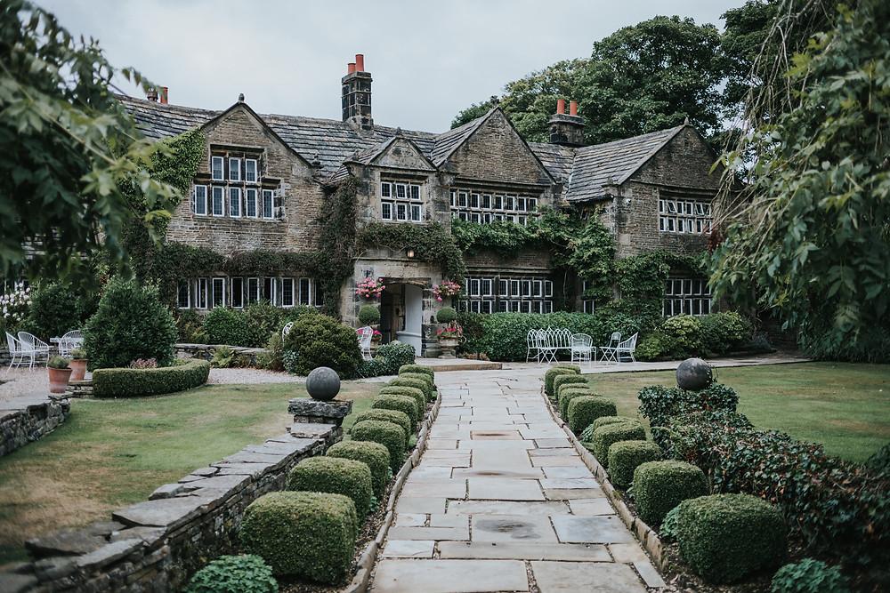 holdsworth house wedding venue, halifax, west yorkshire