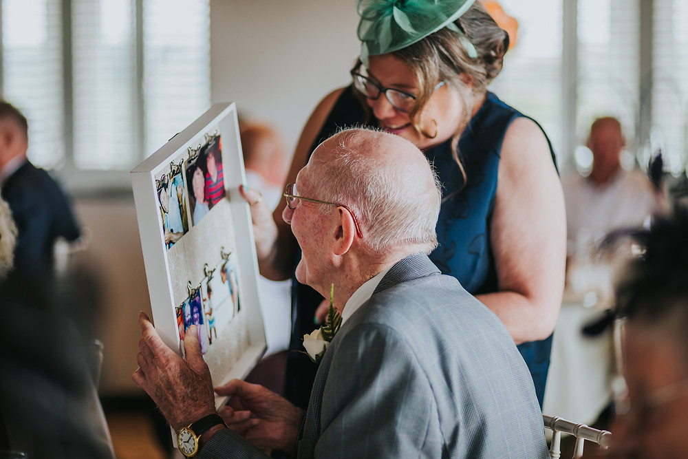 wedding at the moorlands, halifax