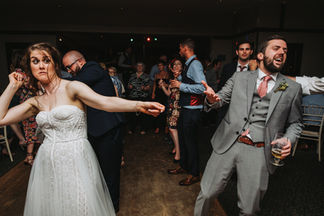 An Epic Party At Holdsworth House, Halifax