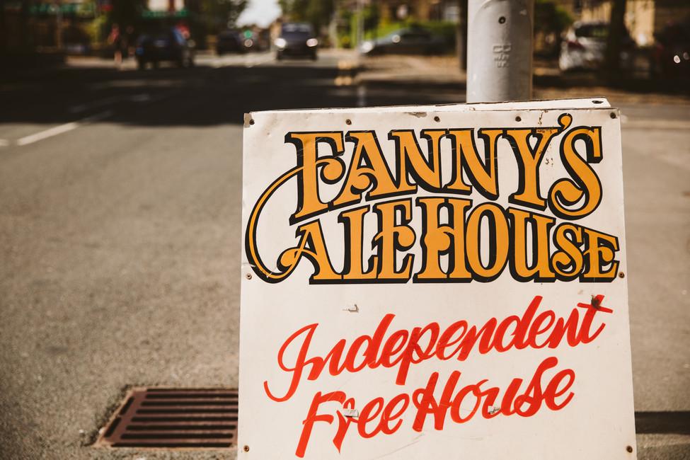 Fanny's Alehouse Saltaire