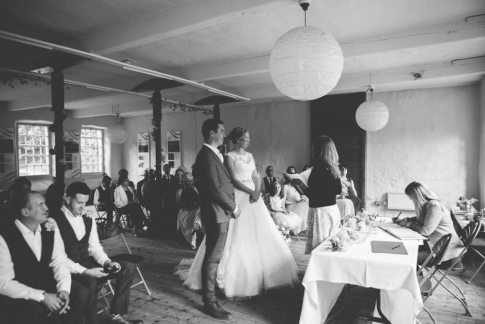 Wedding at Gibson Mill, Hebden Bridge, Hardcastle Crags