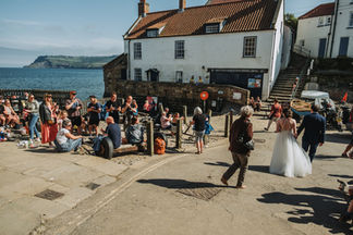 A Gorgeous Day In Robin Hood's Bay