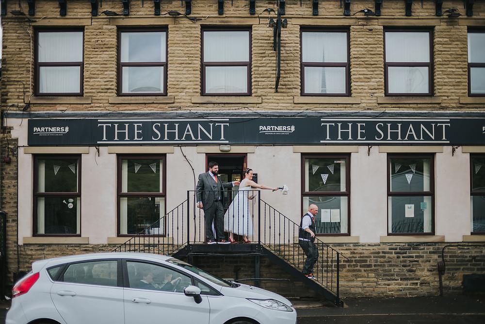 the Shant, halifax