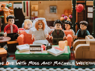 The One With Ross And Rachel's Wedding!
