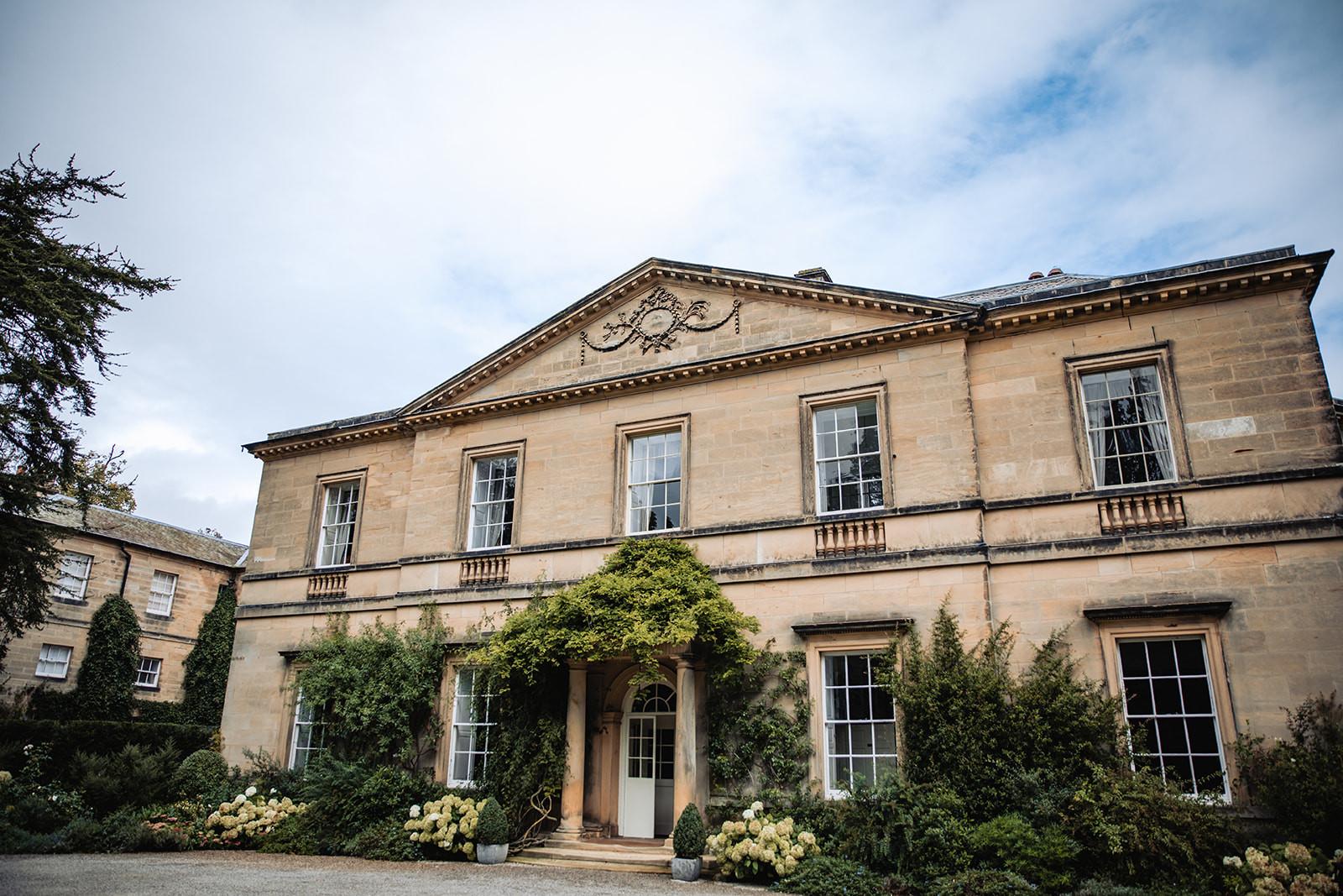 Middleton Lodge Wedding Venue