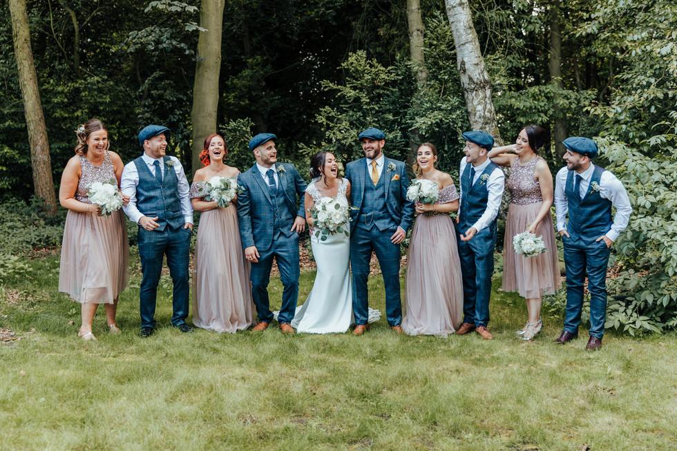 peaky blinders wedding style