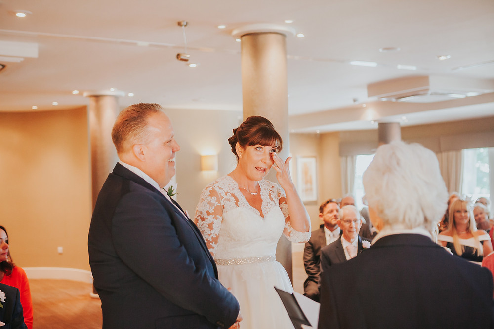 Wedding Ceremony Halifax West Yorkshire