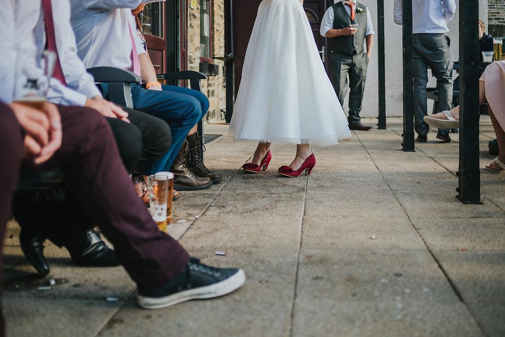 wedding at the shant, halifax