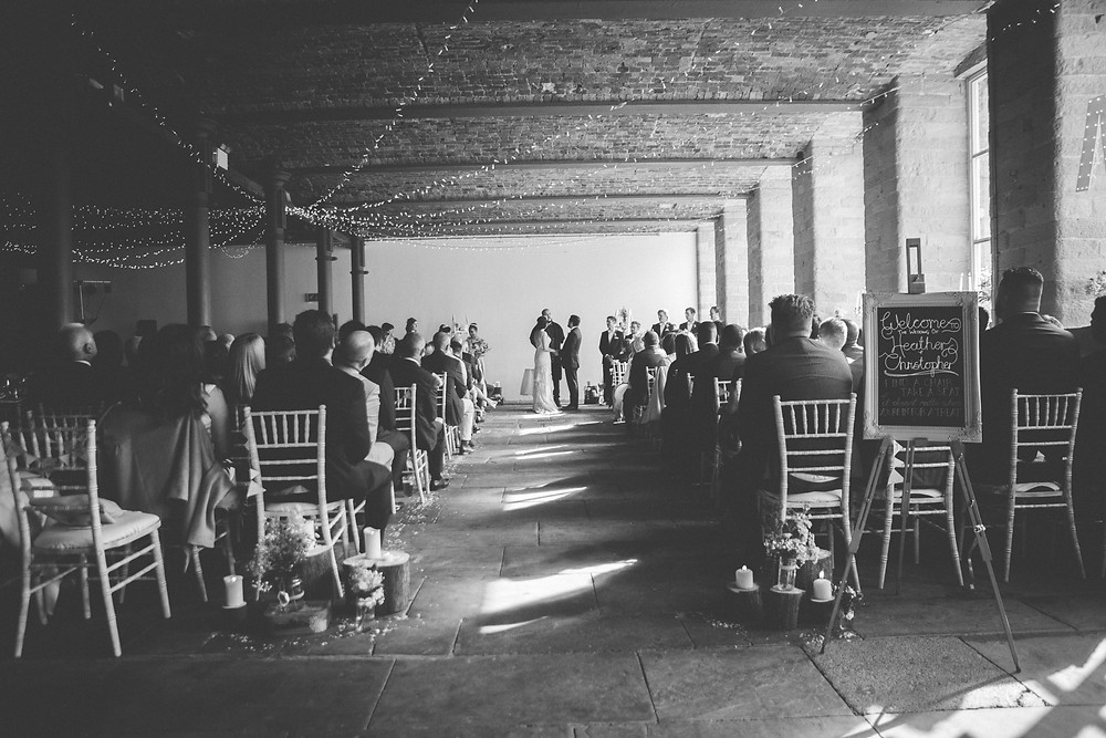 Wedding Photography at The Arches in Halifax