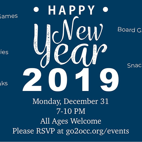 OCC New Years Party