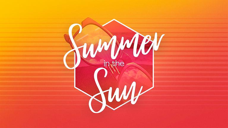 Summer in the Sun // Outdoor Worship Service