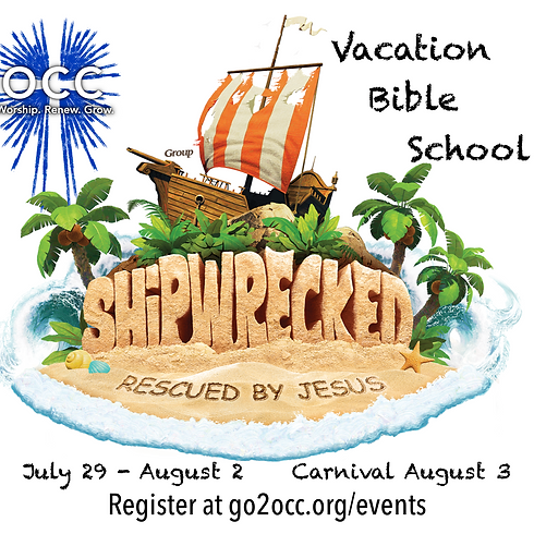 SHIPWRECKED: VBS 2018