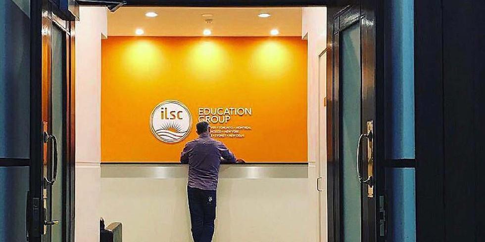 7/20 ILSC語言學校一對一面談會