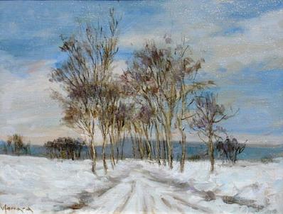 Vanya Ferrara, Premiere neige, 27x35, Oil_Canvas_edited.jpg