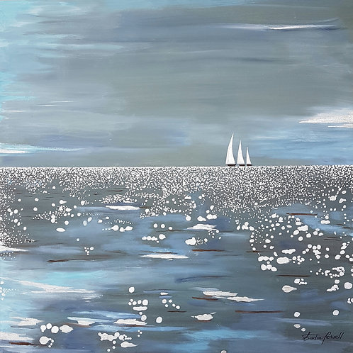 Le Leman argente - N.Forsell