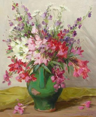 Vanya Ferrara, Lauriers roses, 50x61, Oil_Canvas_edited.jpg