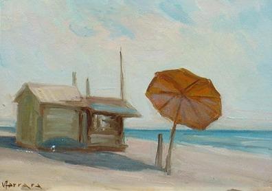 Vanya Ferrara, Le cabanon, 18x24, Oil_Canvas_edited.jpg