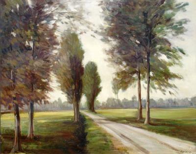 Vanya Ferrara, Peupliers dans la plaine, 73x92, Oil_Canvas_edited.jpg