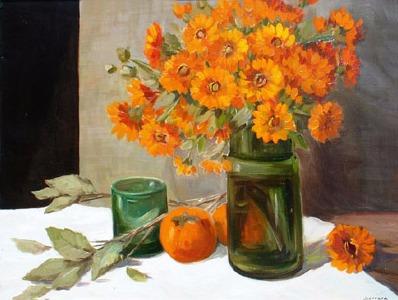 Vanya Ferrara, Les kakis, 50x65, Oil_Canvas_edited.jpg