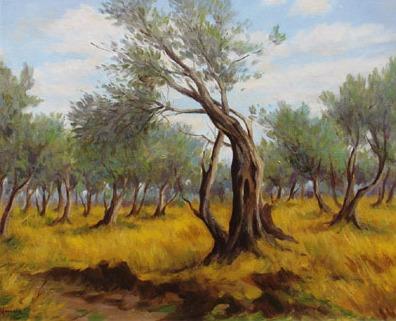 Vanya Ferrara, Oliveraie en Toscane, 60x73, Oil_Canvas_edited.jpg