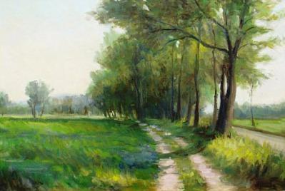 Vanya Ferrara, Promenade a Presinges, 55x38, Oil_Canvas_edited.jpg