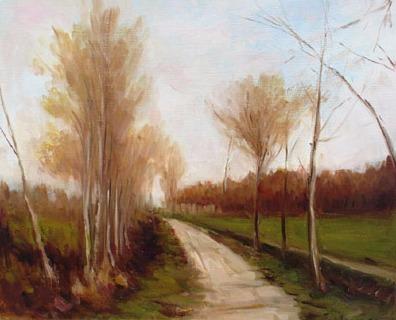 Vanya Ferrara, Petit sentier, 41x33, Oil_Canvas_edited.jpg
