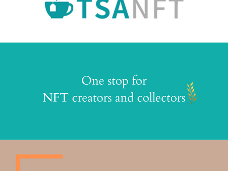 Introducing TSA Incubator: One Stop for NFT Creators and Collectors