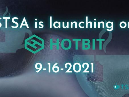 Announcement |TSA NFT Starts A New Journey on Hotbit