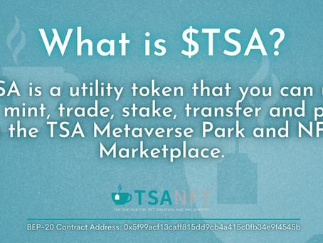 Announcement | LATOKEN will list $TSA