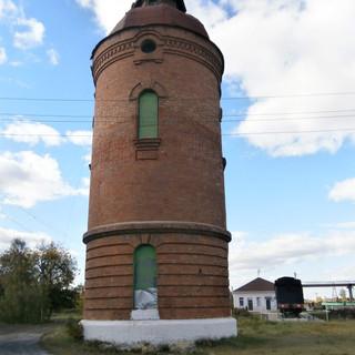 Водонапорная башня памятник архитектуры
